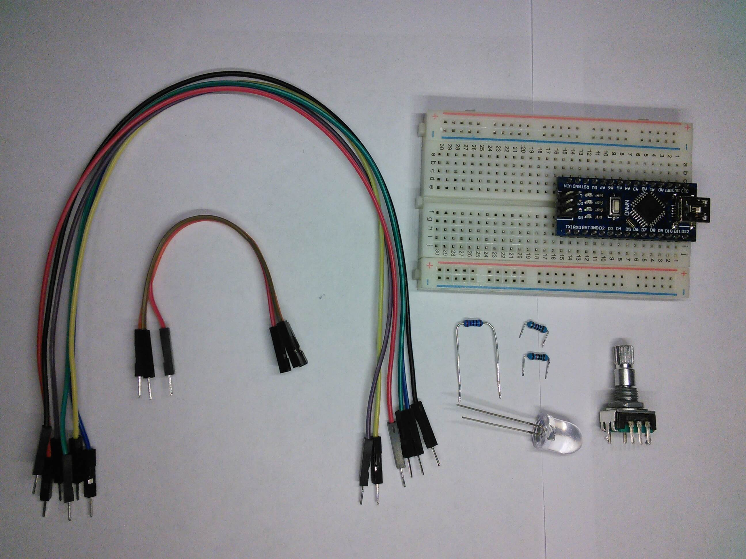 Arduino. Используем механический энкодер