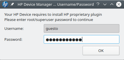 Linux. Настройка принтера HP LaserJet Pro P1002W